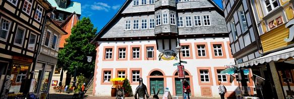 Osterode: Altes Rathaus – im Frühjahr beginnt die Sanierung