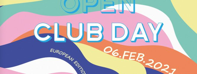 Aktionstag European [OPEN] CLUB DAY | heute SA. 06.02.2021