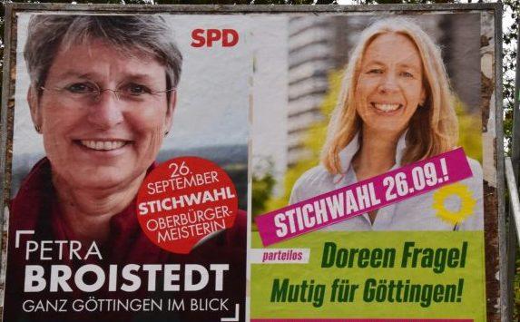 Göttingen: CDU Stadtverband gibt keine Wahlempfehlung zur OB Wahl ab